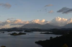 virunga volcanoes uganda