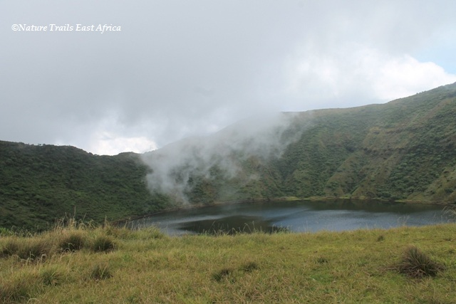 bisoke crater lake